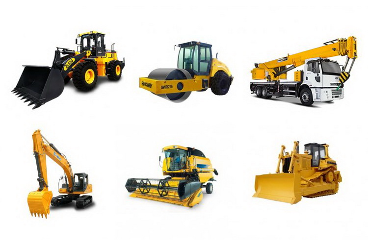 Heavy Duty Machines