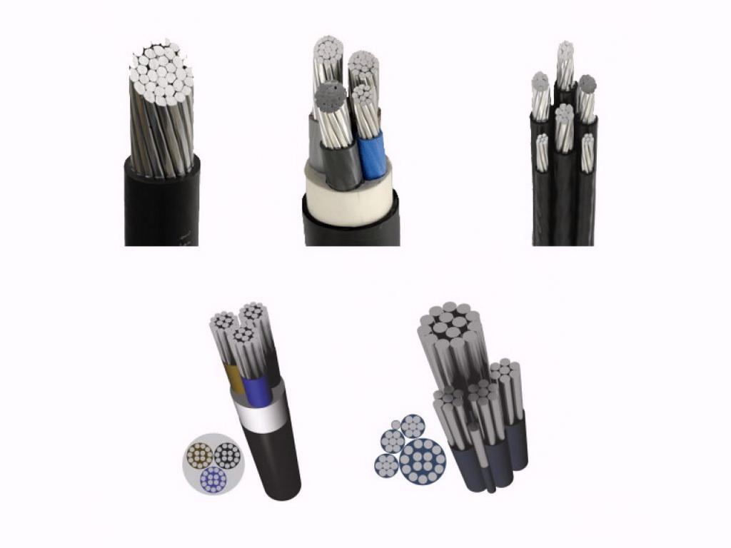 Cables En Alumimium