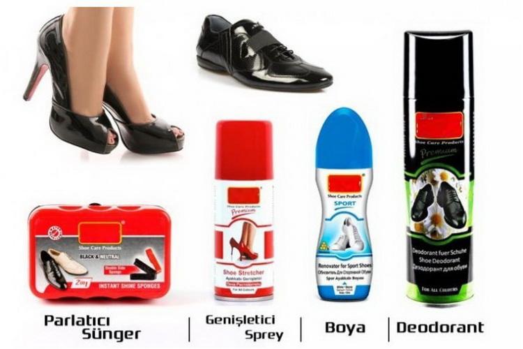 Ayakkabı Boyaları