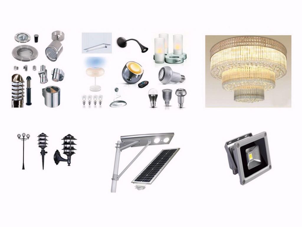 Equipements d'éclairage