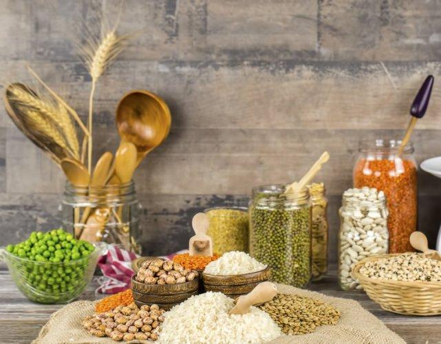 Variétés de légumes secs