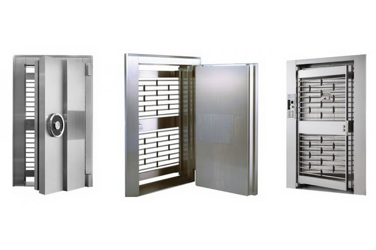 Bank Door Systems