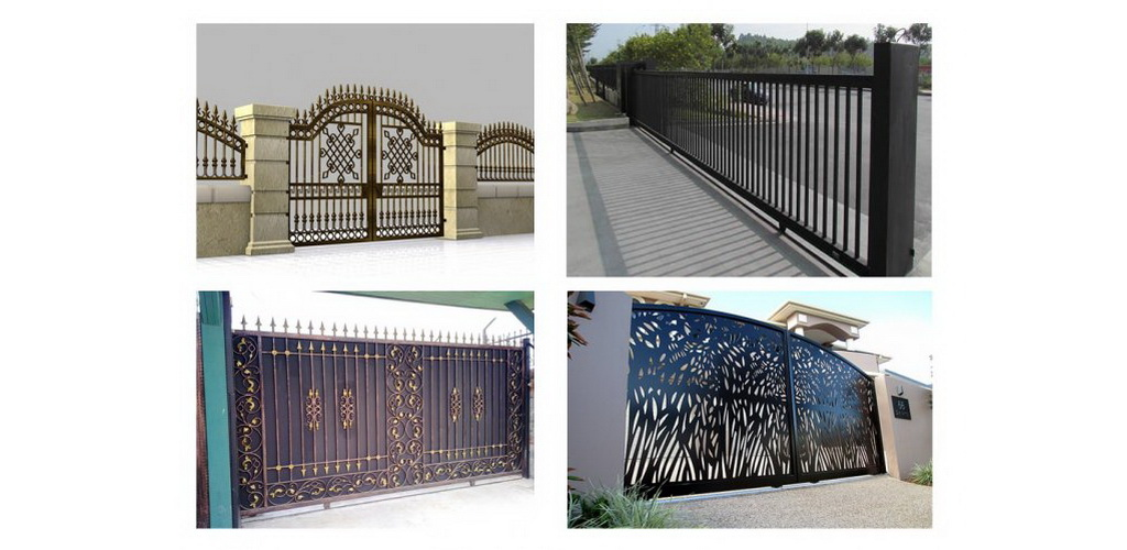 Iron Doors and Forged Doors with Cnc System