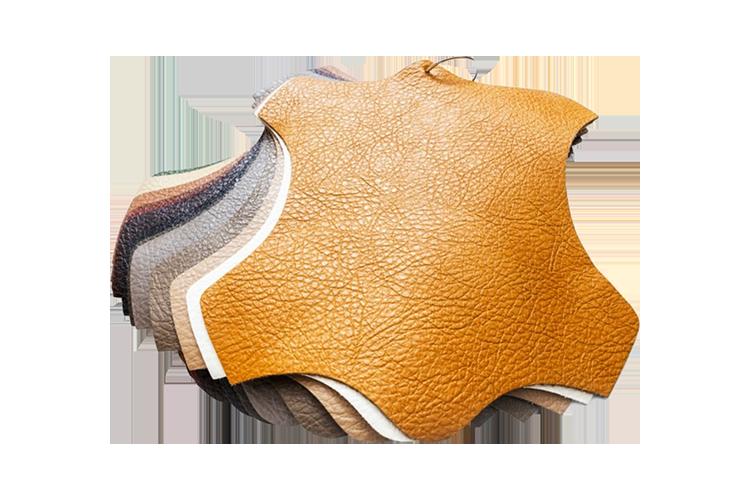 Cuir et produits chimiques pour le cuir