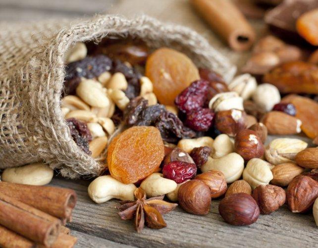 Fruits secs naturel