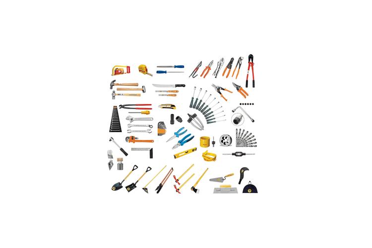 مجموعات الأدوات اليدوية