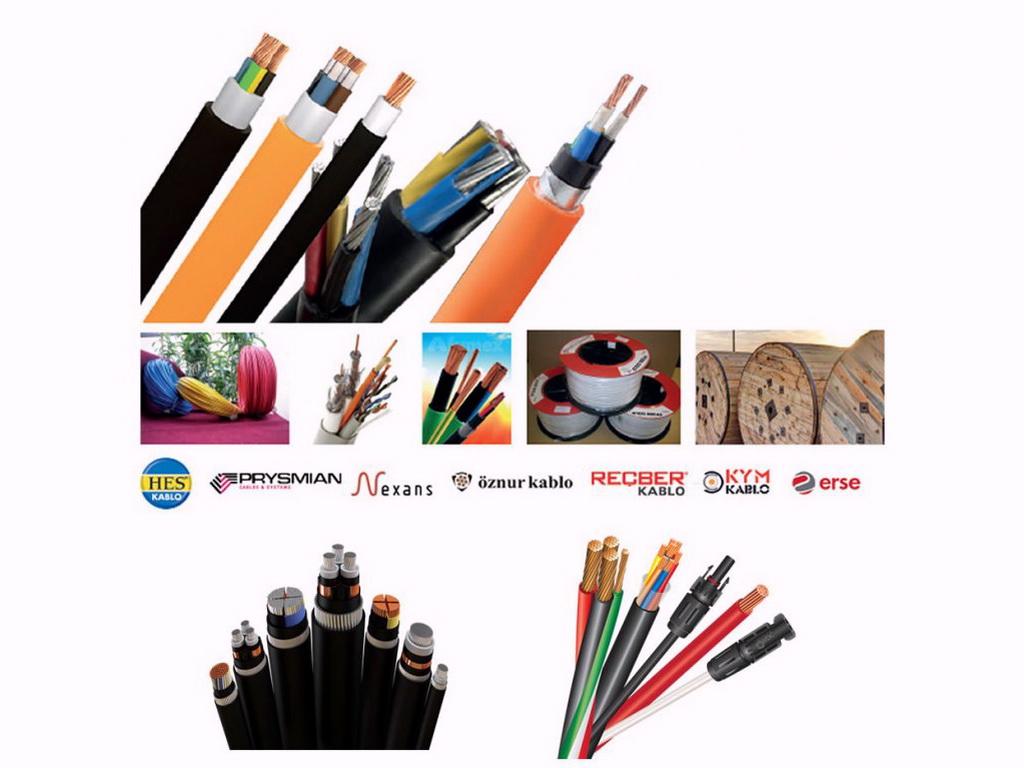 Cables électrique et courant de faible intensité