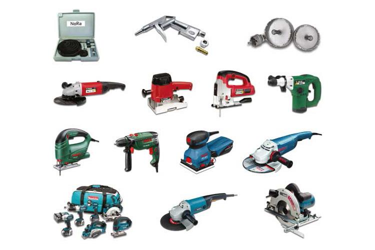 الأدوات الكهربائية