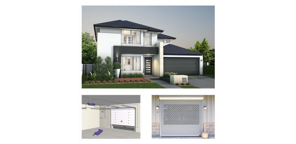 Garage Doors And Automatic Shutters