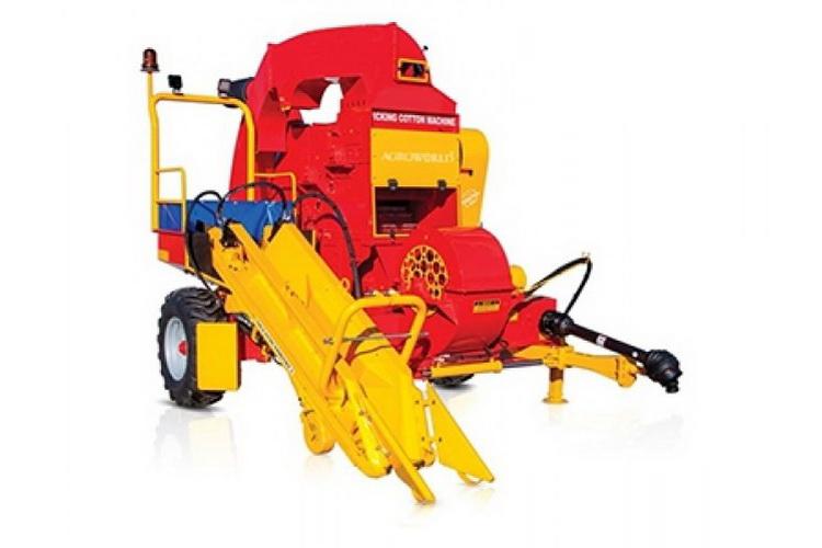 Machines de récolte / battage