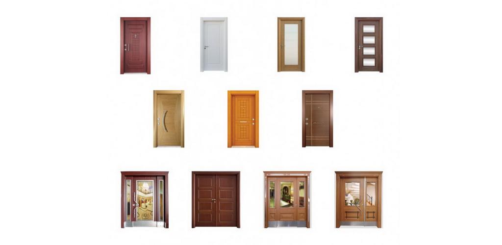 أبواب داخلية و خارجية