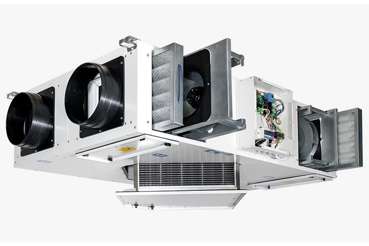 dispositif de récupération de chaleur