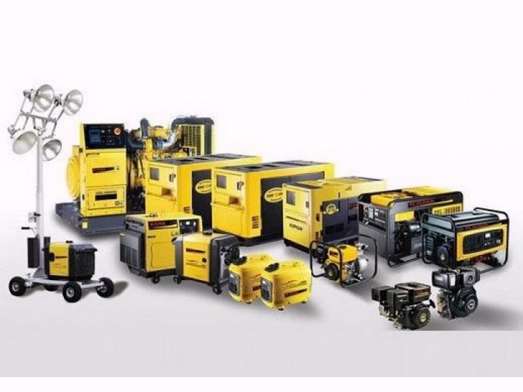 Conventional Generators