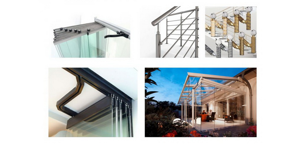 Ramps And Sliding Glass Systems