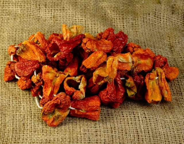 Dried Pepper
