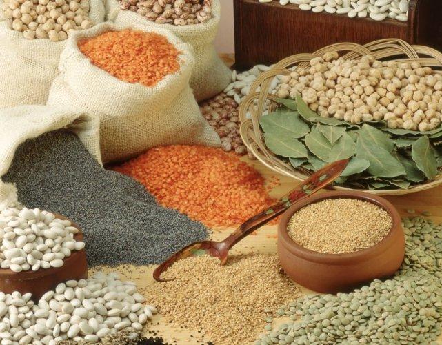 Produits alimentaire secs