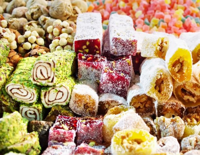 Turkish Delight varieties