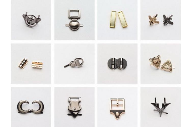 Accessoires en métal