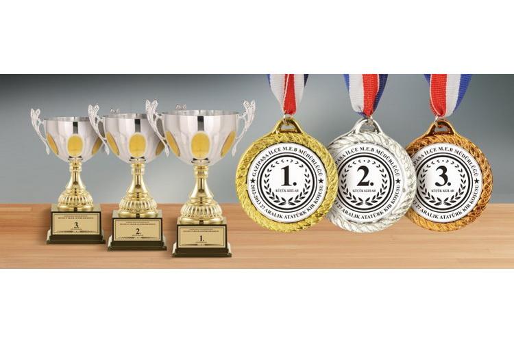 Prix/Trophés/Médailles