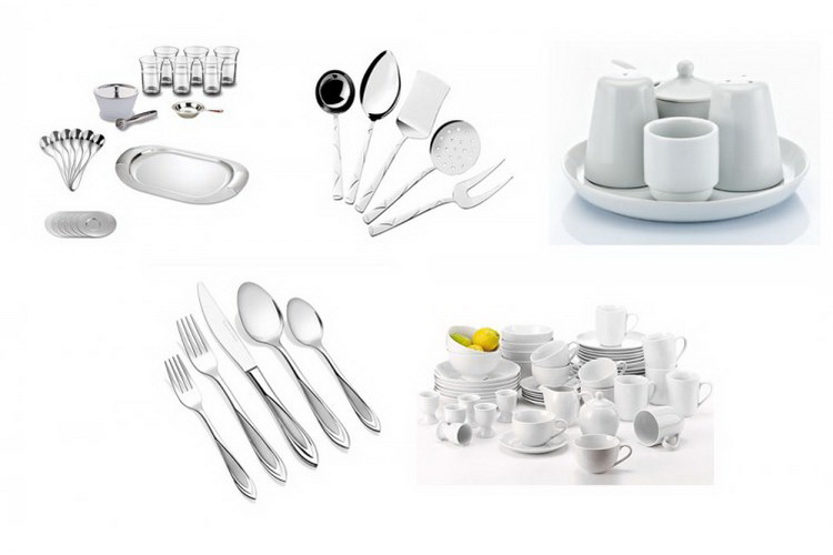 مواد و مستلزمات المطابخ و الفنادق
