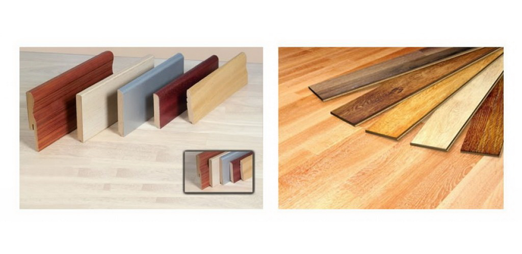 Parquet and Skirting Boards