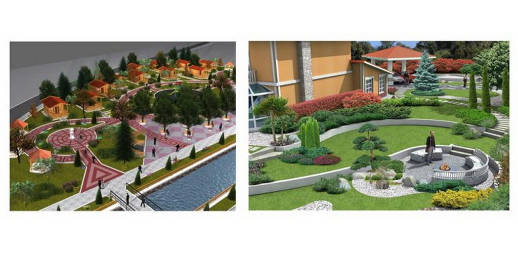 Landscape & Landscape Design