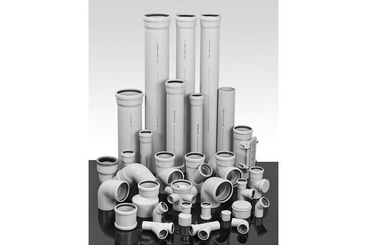 PVC Borular ve Ek Parçaları