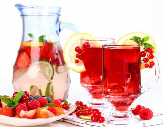 Jus de fruit aromatisé ( Şerbet )