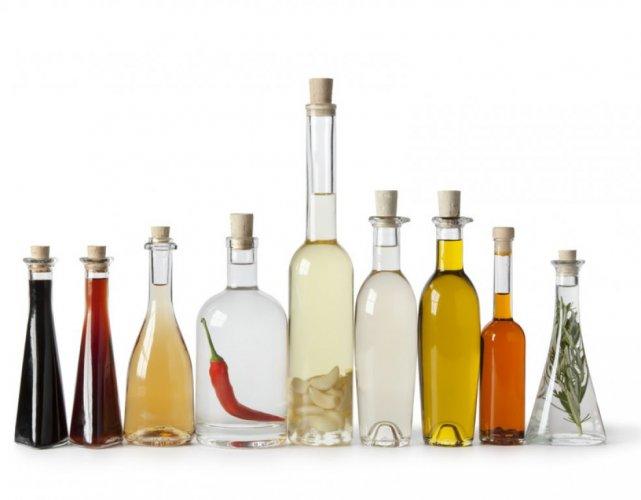 Vinaigre et sauces