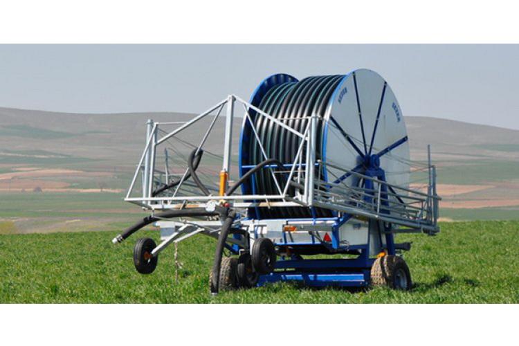 Machines d'irrigation et acessoires