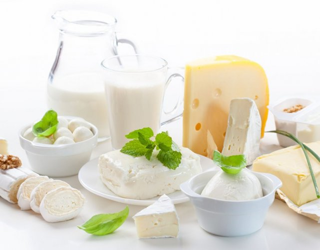 مشتقات الحليب & لحوم مجففة