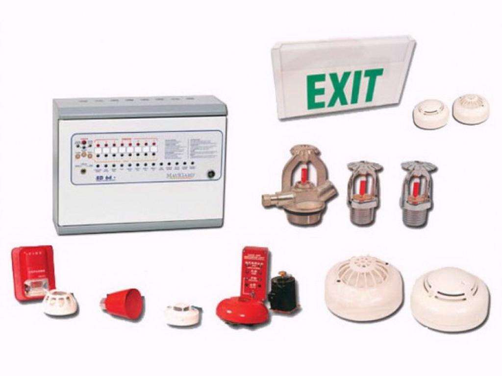 Systèmes d'alarme anti-incendie