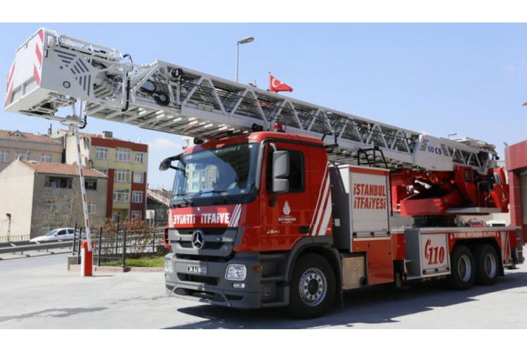 مركبات الاطفاء
