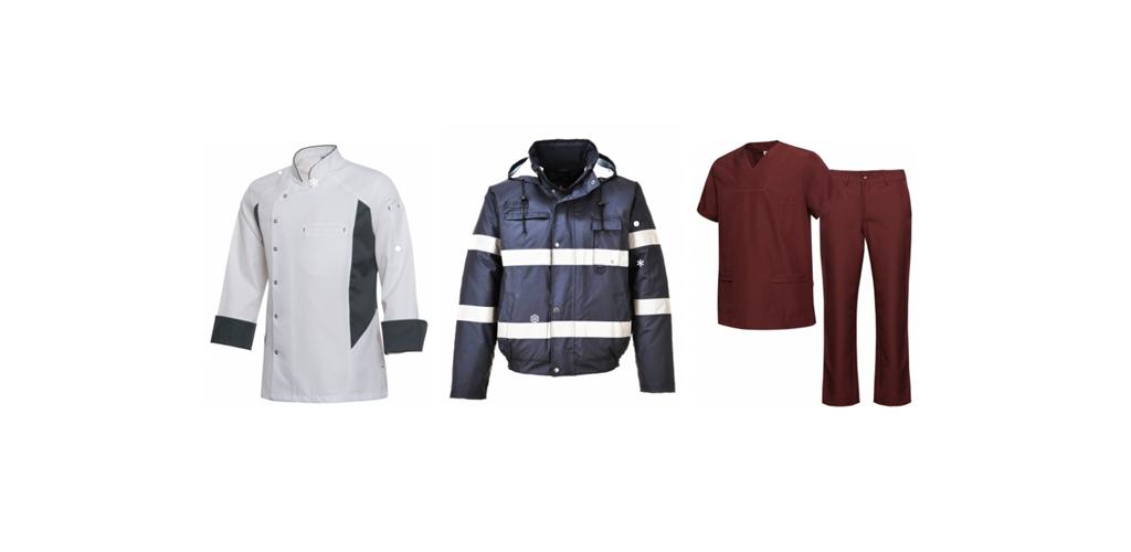 ملابس العمل القطاعي